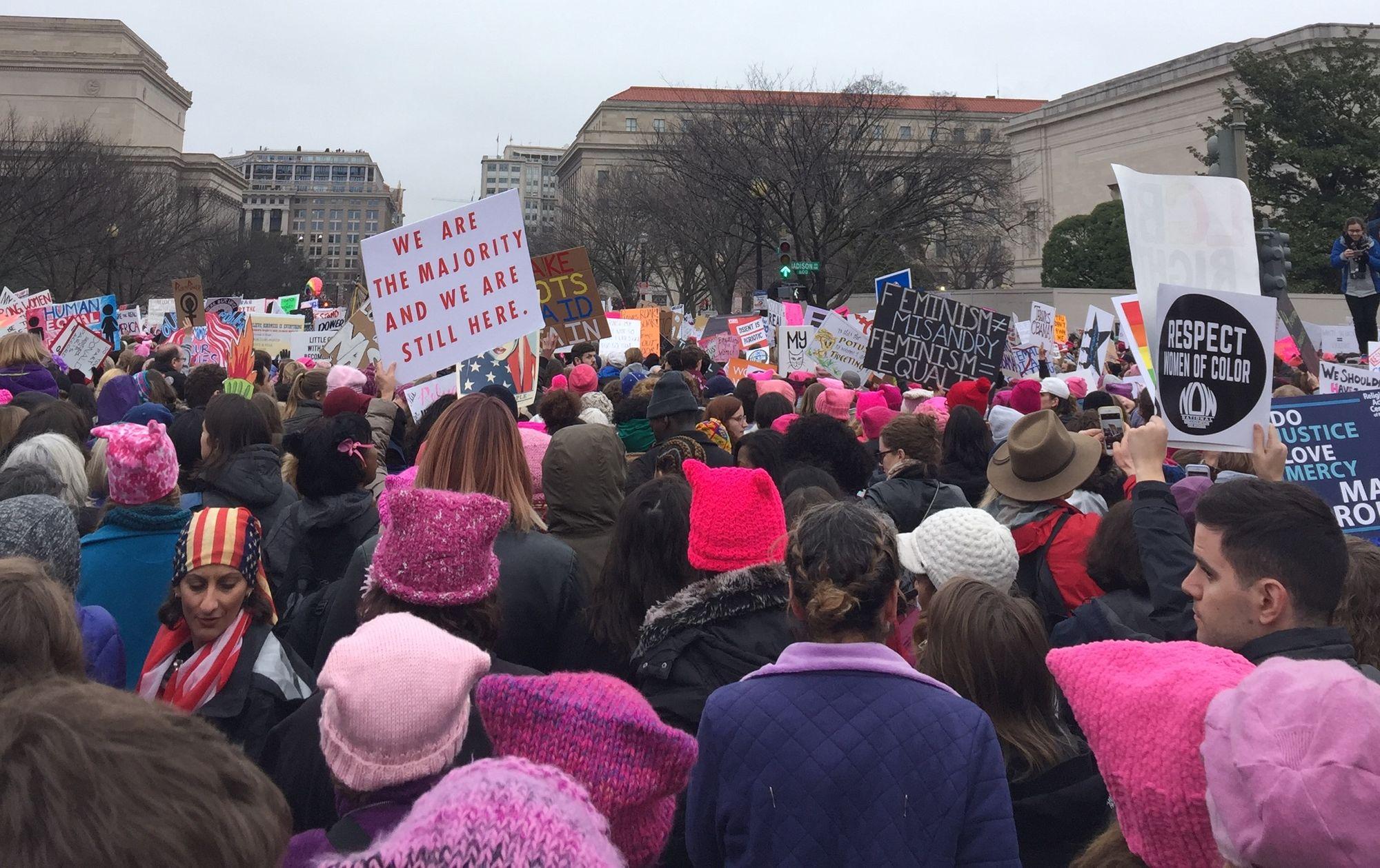 A Journal of the Women's March