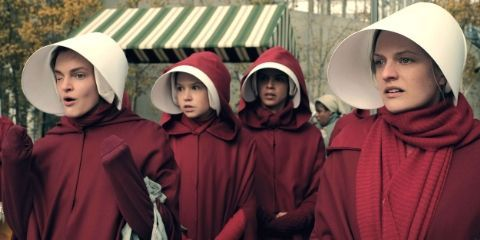 The Familiar Division Of Women In The Handmaid's Tale