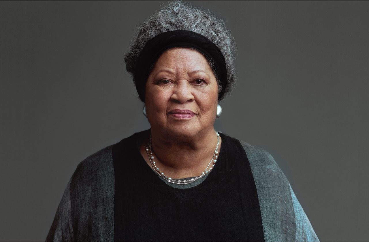 An intimate portrait of America's beloved author Toni Morrison