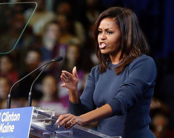 Full Transcript: Michelle Obama Shares Her Perspective on Trump Tapes