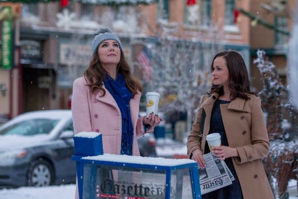 Gilmore Girls: A Year in the Life, A Love Story (Contains Spoilers)