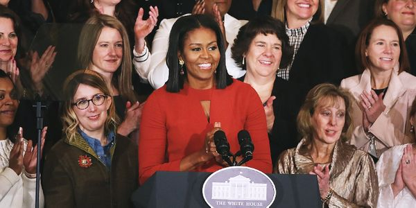 Michelle Obama: Redefining Role Model