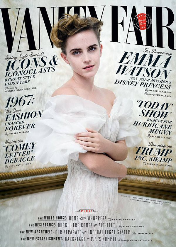Emma Watson's Vanity Fair Photo and the Problem with Prescriptive Feminism