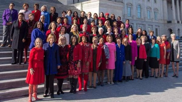 The voices of the 36 newly elected women in Congress